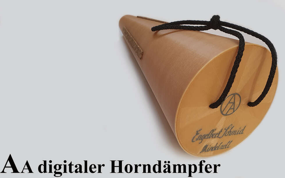 AA digitaler Horndaempfer