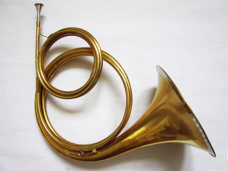 Baroque brass instruments